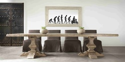 Modern Evolution Wall Decal ( KC013 )