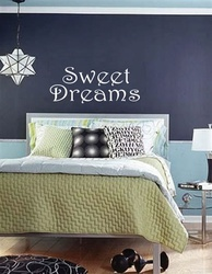 Sweet Dreams Wall Decal ( KC059 )