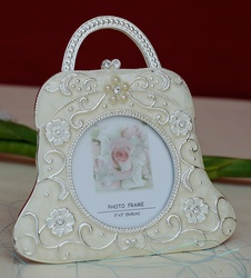 Photo Frame Big Hand Bag