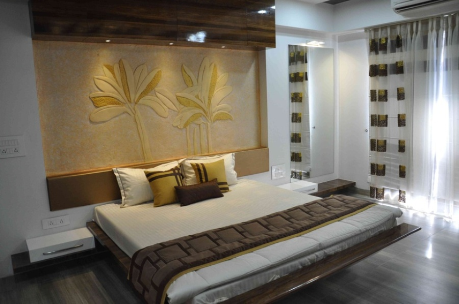 Tips And Tricks To Make Your Bedroom Bigger Larger How To Ways To