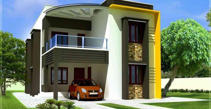 Front Elevation Design Work : Front elevation design by rohit mathur interior designer