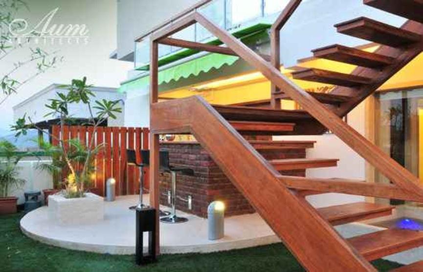 Pent House In Tirupati By Balas Interior Designer In