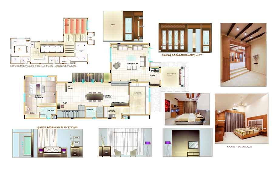 House Design Layout