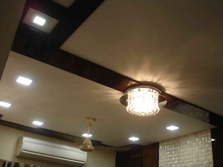 HALL FALSE CEILING