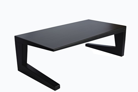 C-Series Black Coffee Table 01