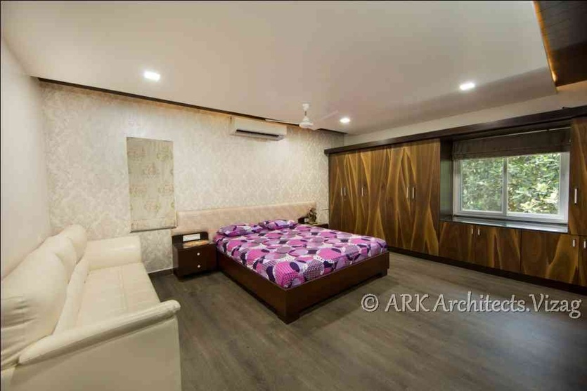 Bunglow At Vip Road Visakhapatnam By Ark Architects Interior Designers Architect In Visakhapatnam Andhra Pradesh India