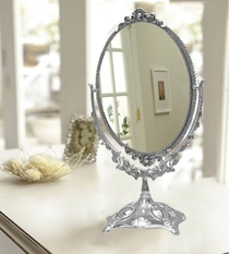 Oval Mirror Big