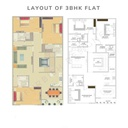 3BHK Layout