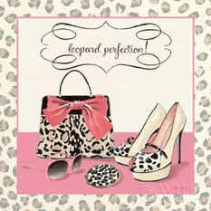 Leopard Perfection Poster