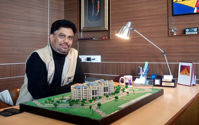 Architect: Surinder Bahga
