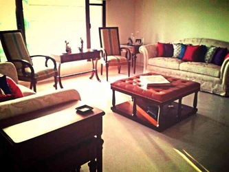 Living Room - Vishal Gondal's home