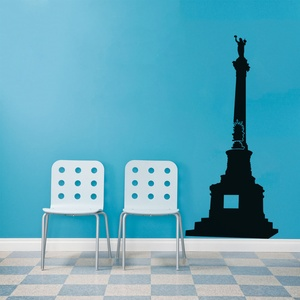 Statue of Liberty Wall Decal ( KC234 )