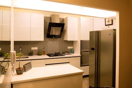 Interior designs for kitchens india interior design for Italian kitchen design india