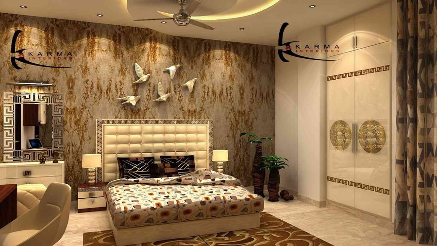 4 Bhk Floor By Karma Interiors Interior Designer In Delhi Delhi India