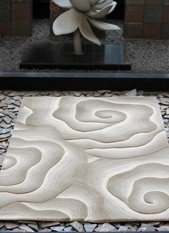 Rosario Hand-tufted Wool Rugs