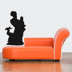 Merman Wall Decal ( KC220 )