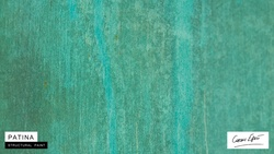Patina Effect Textured Paint