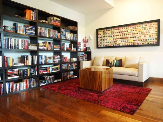 Home Library Designs India, Home Library Design Ideas, Tips , Pictures