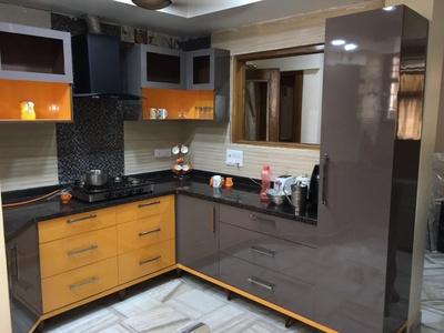 kitchen design setup for hindware by rishant joshi interior