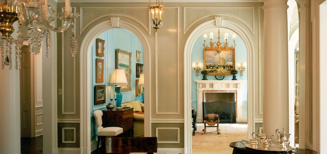 Luxury Classical Residence, Source: kentatearchitect.com