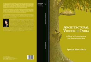 Book Cover. Copyright: Ar. Apurva Bose Dutta
