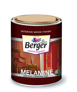Berger Melamine Matt Finish for Wood