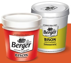 Berger Bison Arcylic Distemper – Copolymer Emulsion Paint