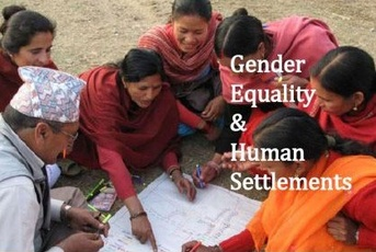 Gender Equality and Urban Planning, Image Source: unhabitat.org