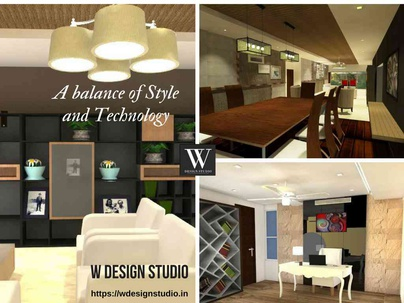 Interior Designers - W Design Studio