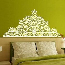 Traditional Design Wall Decal ( KC180 )