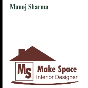 make space interior designer  Manoj sharma