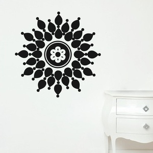 Droplet Flower Wall Decal