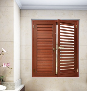 Louvered Window