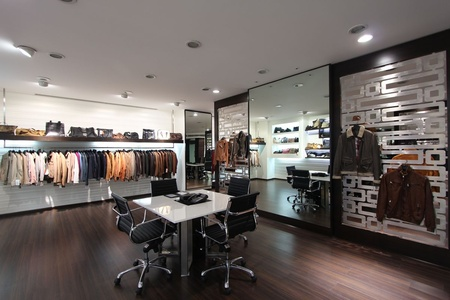 Showroom Interior Decor