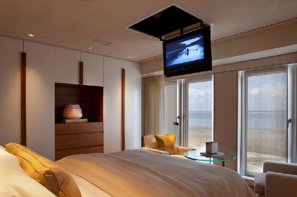 Genial Bedroom TV Unit Designs