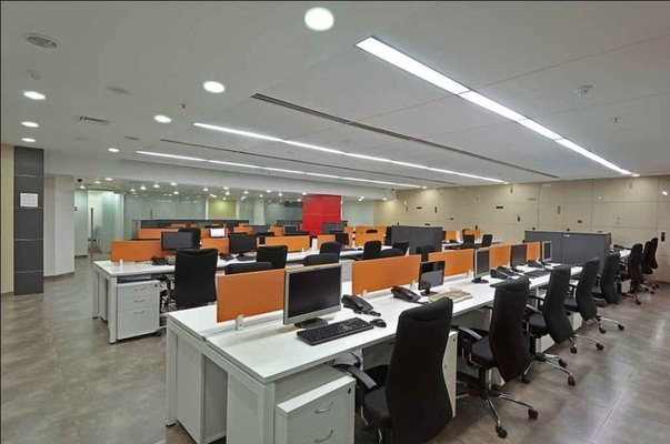 workplace design and employee productivity | office interior design