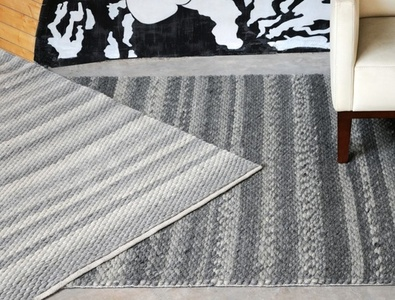 Pebblo New Zealand-blended Wool Rugs