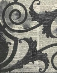 Architectural Paris II - Crop Poster