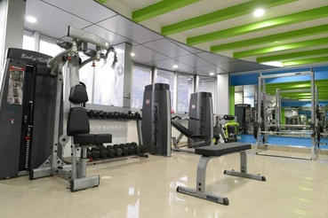 Modern Gym Interiors Designs, Commercial Gym Interior Design Ideas