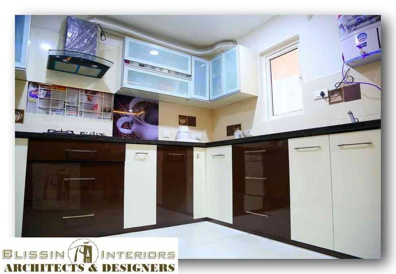 3 bhk luxury apartment in hyderabad by blissin interiors for Architecture interior design hyderabad telangana