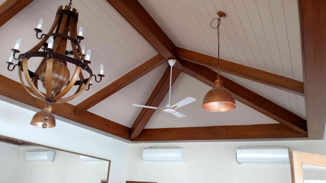 Ceiling Light Design Idea by Interior Designer: Sandeep Raval