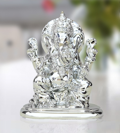 Shri Ganesh Ji with Stand
