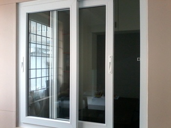 UPVC Sliding windows and doors