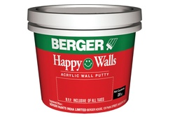 Berger Happy Wall Acrylic Wall Putty