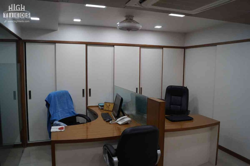 Office Interior Design Idea High Tieds Interior Design Ahmedabad by ...