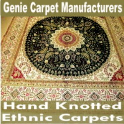 Hand Knotted Ethnic Carpets