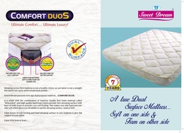 Comfort Duos High Quality Mattress