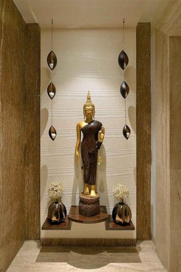 Foyer Interior Pune : Nayana gosavi by milind pai architect in mumbai