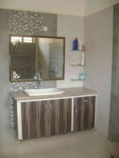 Bathroom Cabinet Design by Ar. Damanpreet Chugh