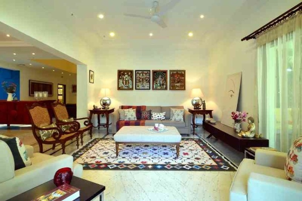 Indian Style Home Decorating Ideas